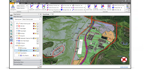 Automated GIS Mapping Functions